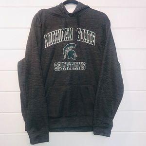 MSU Sparty hoodie